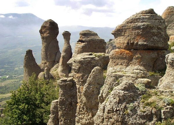 holidays in the mountains of the Crimea from the Ecocenter Pereval